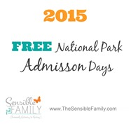National Park Free DAys